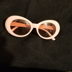 5caac8158c Boutique Other - 50 s Barbie Style Pink Sunglasses